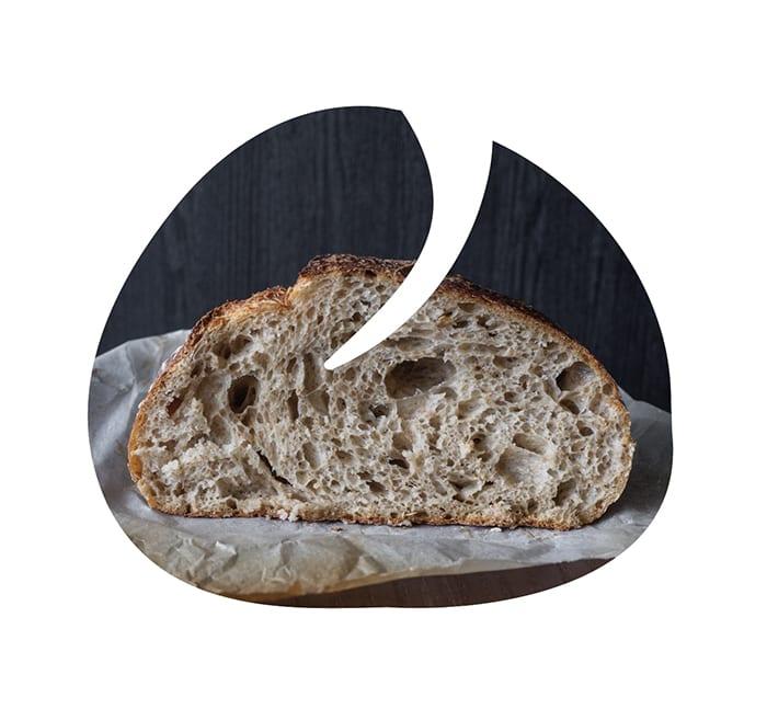 bread secale masa mater