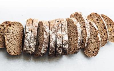 El pan de masa madre más fácil del mundo