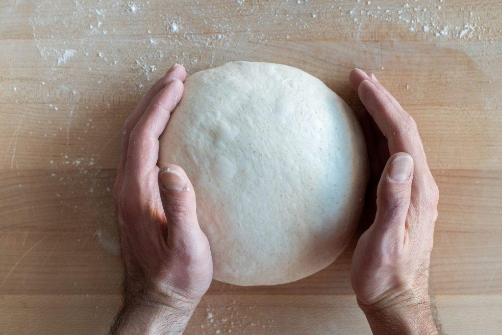 formado del pan