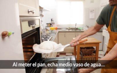 Ten tips for baking a good bread