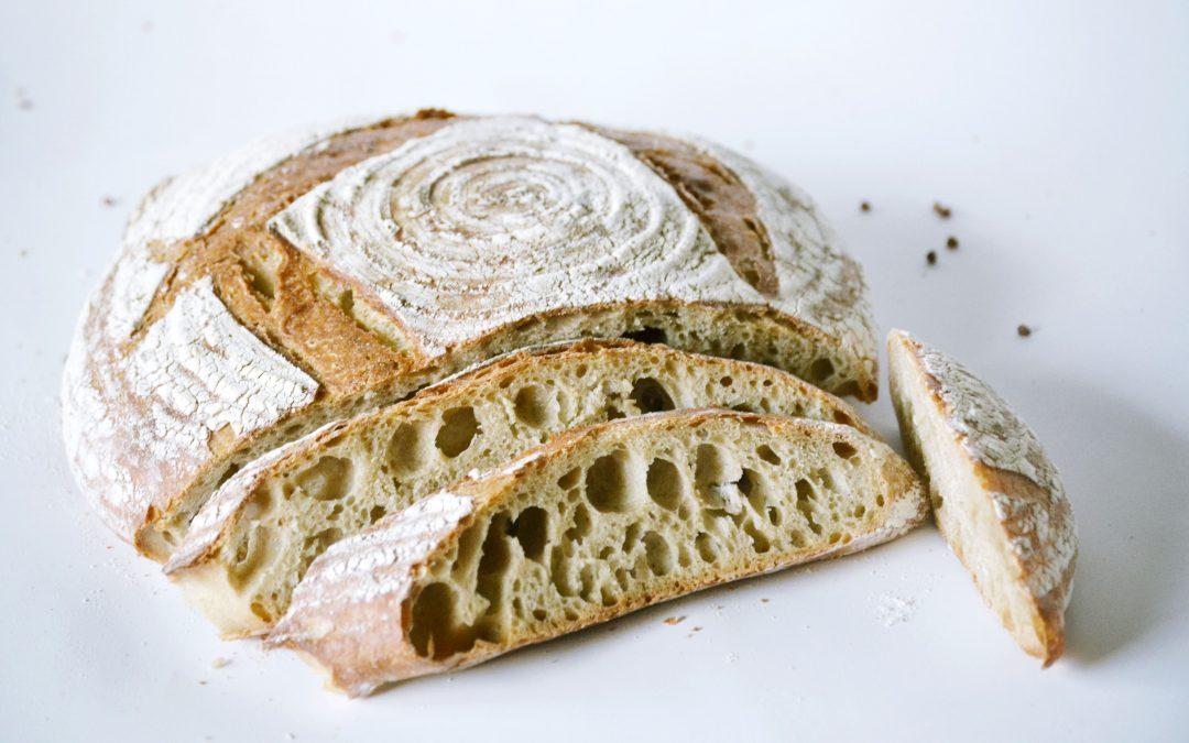 Buen pan con harina de Mercadona ¿es posible?