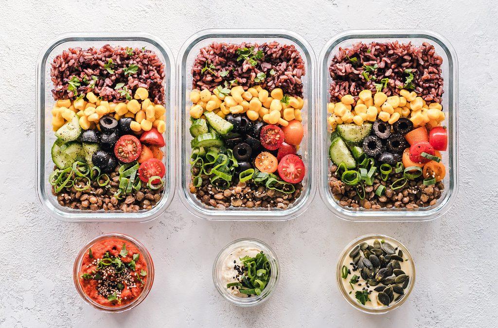 ¿Es posible comer de forma saludable cuando no tienes tiempo?